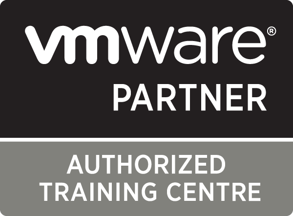 VMWare Partner Authorized Training Centre logo
