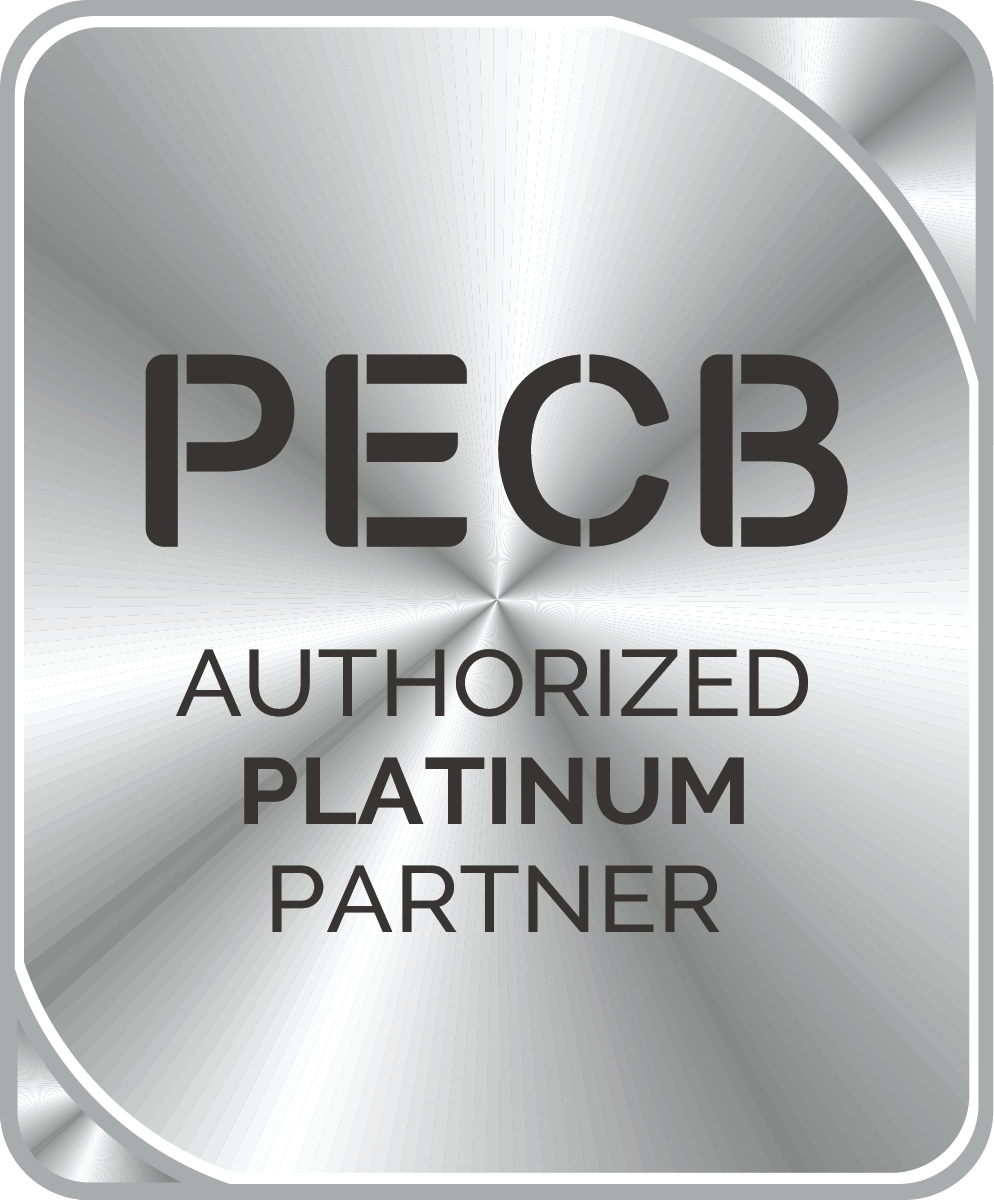 PECB Authorized Platinum Partner