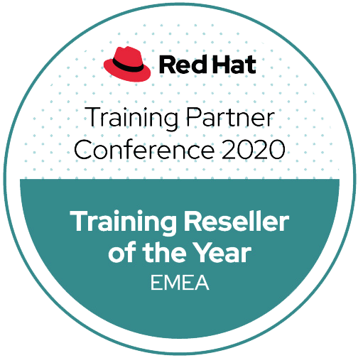 Red Hat Training Reseller Of The Year EMEA