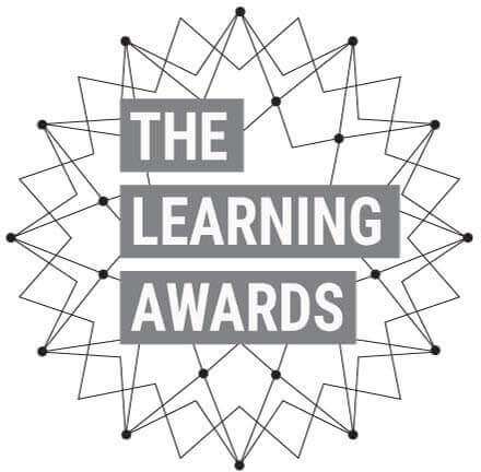 The Learning Awards Logo