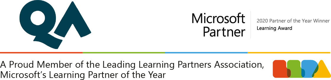 Microsoft 2020 Learning Partner Of The Year Award