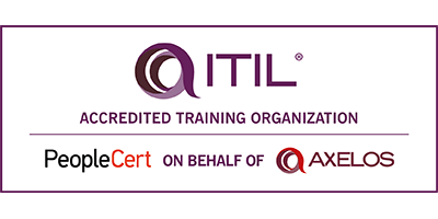 ITIL accredited training organisation, PeopleCert, Axelos