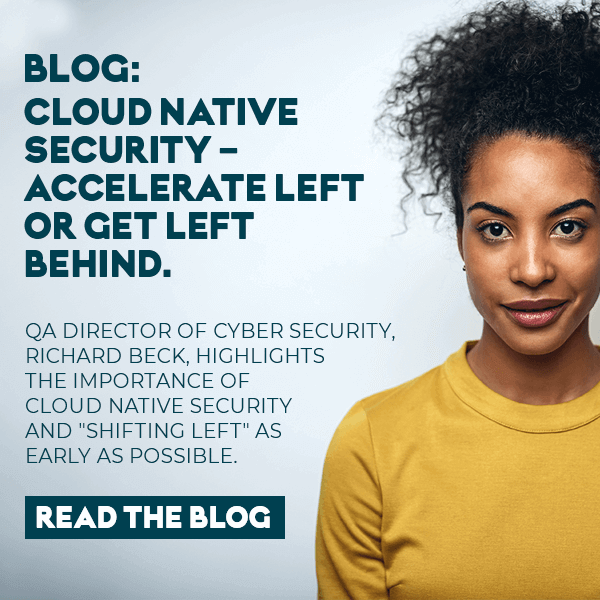 Cloud Native Security blog