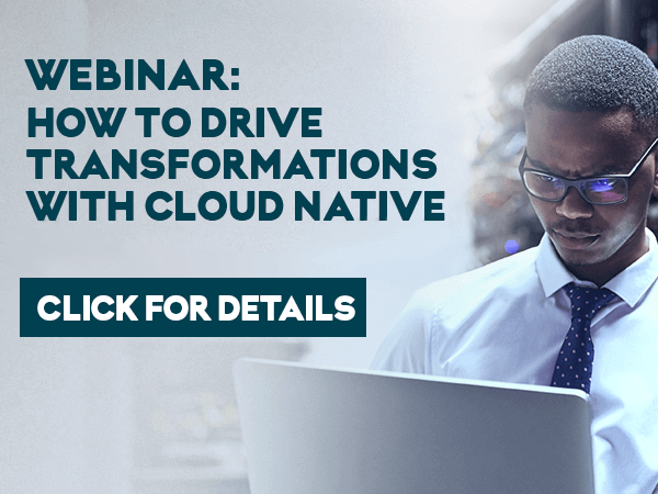 Cloud Native Webinar