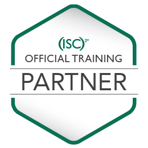 (ISC)2 Official Training Partner Logo
